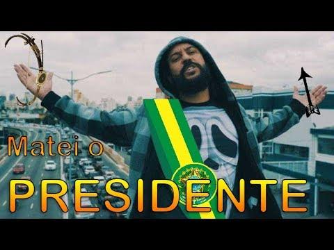 Gabriel O Pensador - Tô Feliz (Matei o Presidente) 2 - Legendado