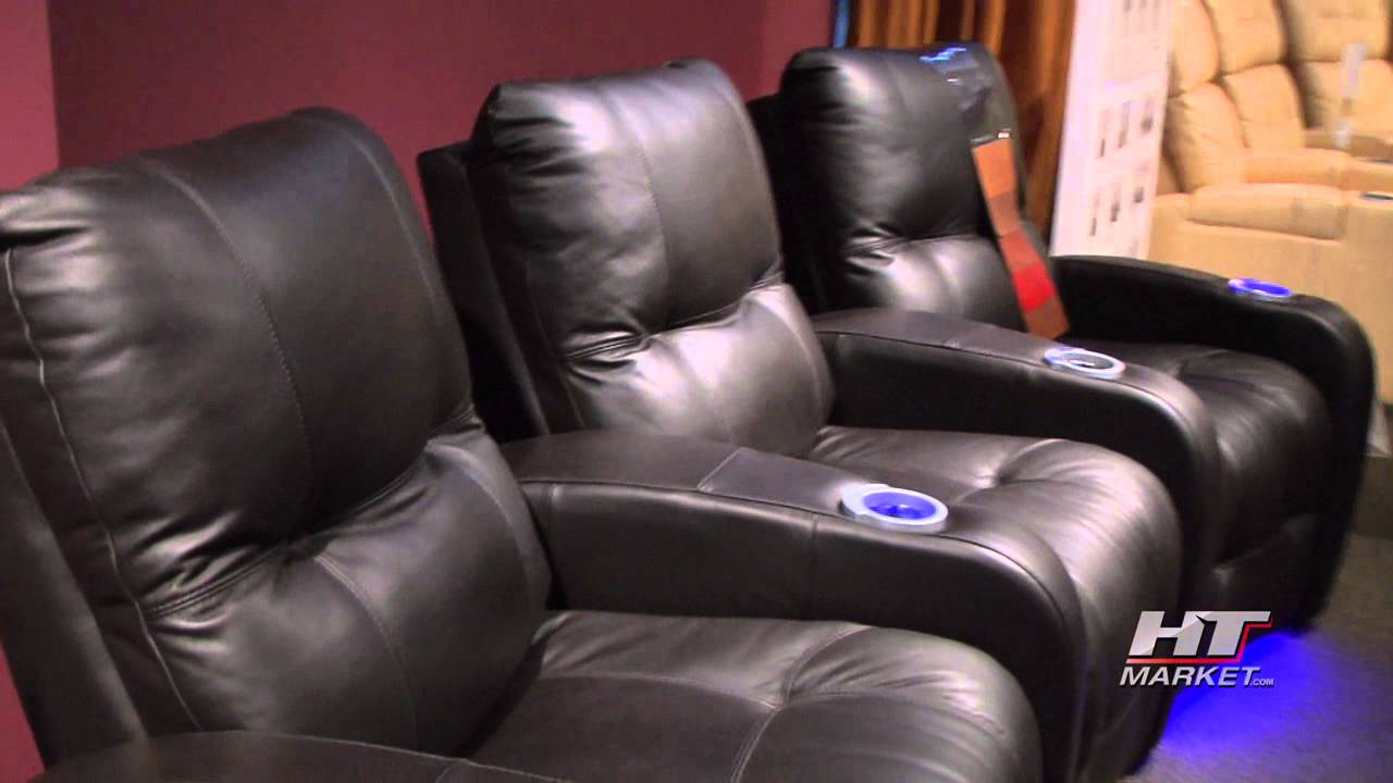 palliser theater seating review youtube