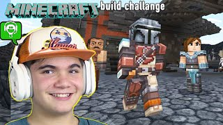 Build Battle with Star Wars Ship in Minecraft HobbyGaming