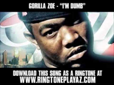 Gorilla Zoe - I'm Dumb [ New Video + Lyrics + Download ]