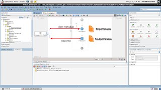 4 – Create a SOA Composite Application in Oracle JDeveloper 12c video thumbnail