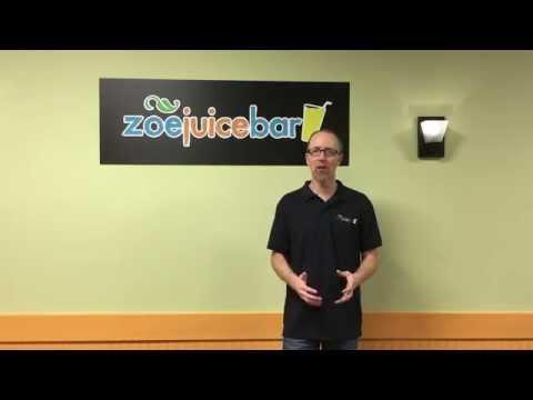 Zoe Juice Bar Cold Pressed Juice
