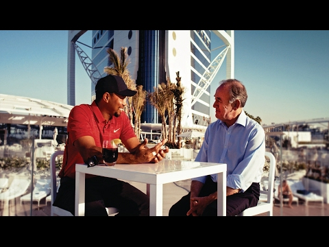 Tiger Woods talks in depth about his 2017 comeback in Dubai and injury