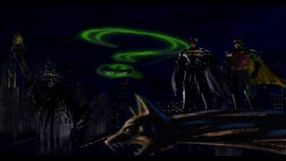 Game Over - Batman Forever: The Arcade Game