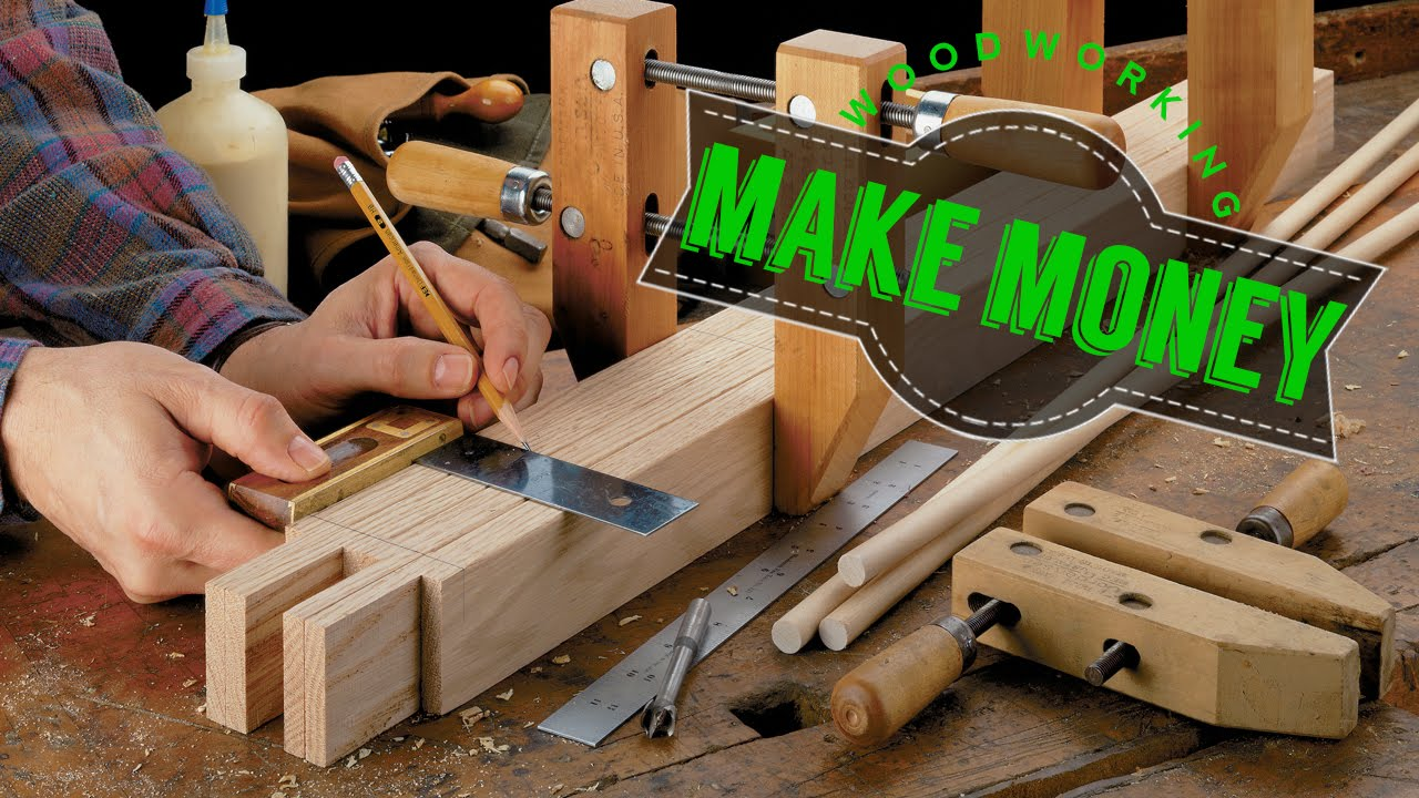 How To Start A Woodworking Business + Projects And Plans - YouTube