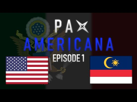 Pax Americana - Episode One - Liberty