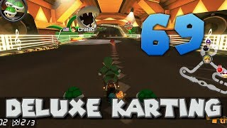 [69] Deluxe Karting (Mario Kart 8 Deluxe w/ GaLm and friends)