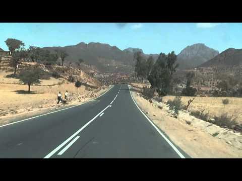 Ethiopia 84: Road after Axum