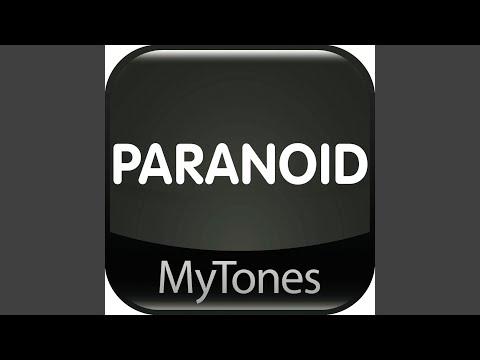 Paranoid - Ringtone