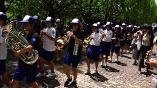 京都市立七条中学校 「ブラスエキスポ2017」