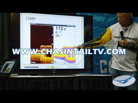 Know Your Sonar W/ Humminbird Electronics | Chasin' Tail TV