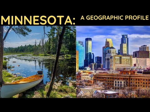 Minnesota: A Geographic Profile