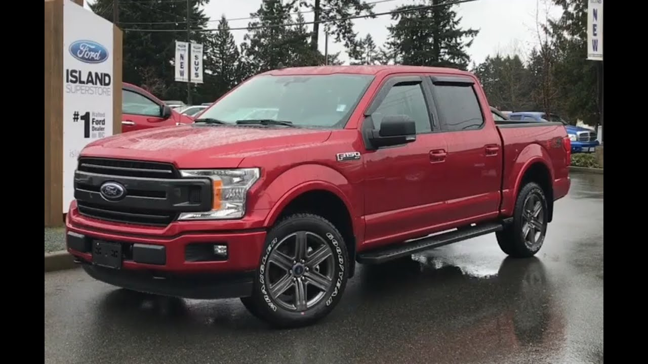 2020 Ford F 150 Xlt 302a 5 0l Supercrew Review Island Ford Youtube