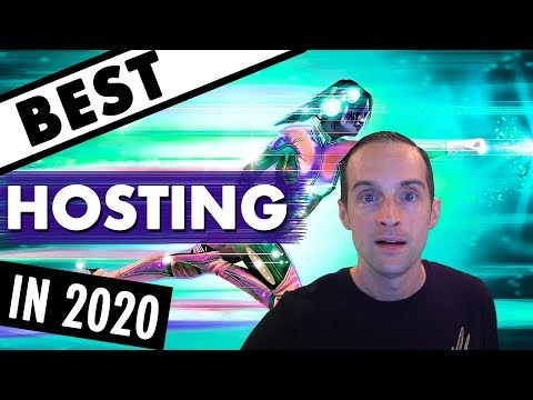 Top 10 Web Hosting Sites for Fast Profitable Websites in 2020 from Hostinger WordPress to Free! thumbnail