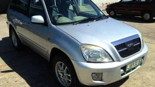 2010 CHERY TIGGO 1.6 Petrol TX Auto For Sale On Auto Trader South Africa