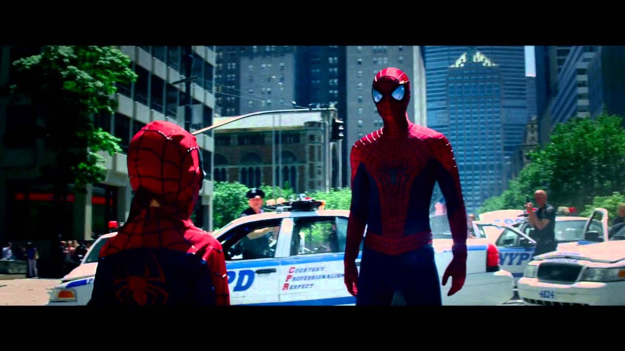 El Sorprendente Hombre Araña 2 Tráiler 2 En Español Youtube