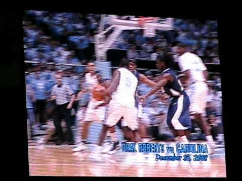 2008-9 UNC Basketball Season Highlights (1 of 4)