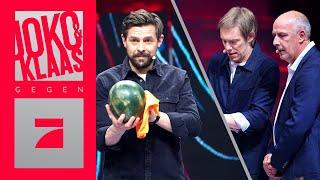 Marios & Simons geheimer Lappen-Code | Spiel 4: Geheimsprache | Joko & Klaas gegen ProSieben
