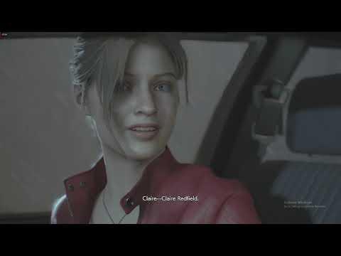 Resident Evil 2 Biohazard RE:2 gas station |