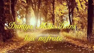 Whatsapp status Zinda Rehti Hain Unki Mohabbatein