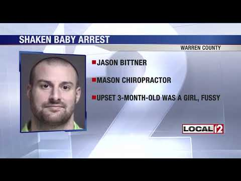 Warren Co. Prosecutor: Father arrested after 3-month-old suffers multiple rib fractures
