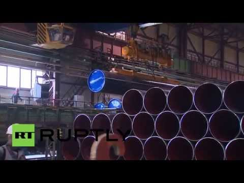 Russia: Work continues on Gazprom South Stream pipeline project