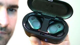 Review of SkullCandy's new Push earbuds, which boast decent sound q...