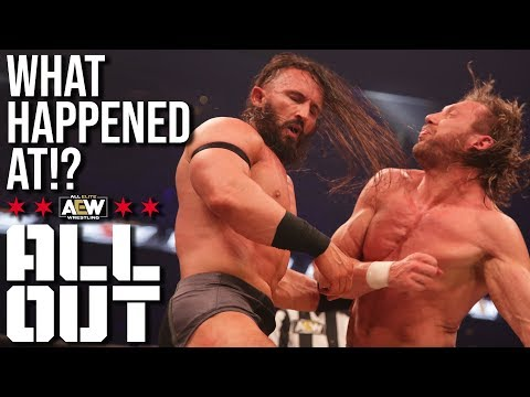 What Happened At AEW All Out