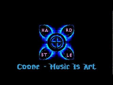 ∞Coone - Music Is Art 1080p HD∞