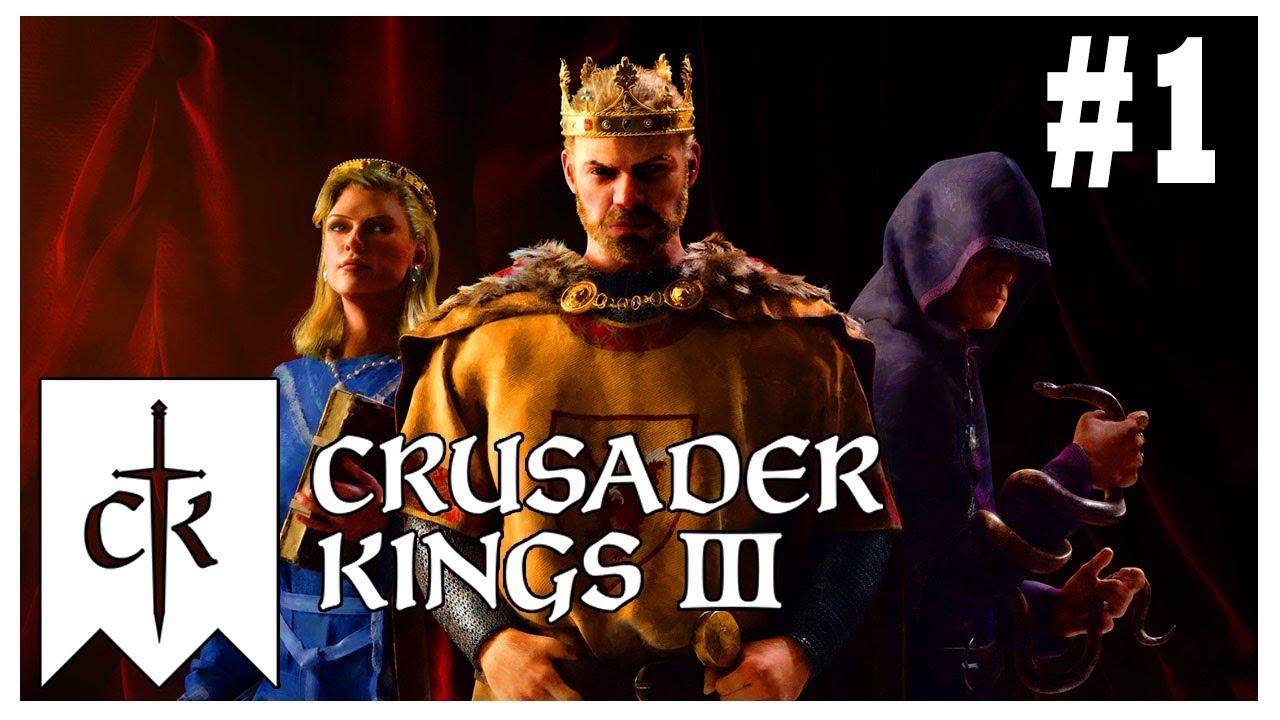 CRUSADER KINGS III #1 QUÊN TOTAL WAR ĐI MỚI LÀ BEST GAME CHIẾN THUẬT 2020 ĐÂY NÈ !!!