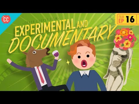 Experimental and Documentary Films: Crash Course Film Histor