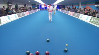 Co-Op Funeralcare International Open 2018 - Day 2 - Game 14+15