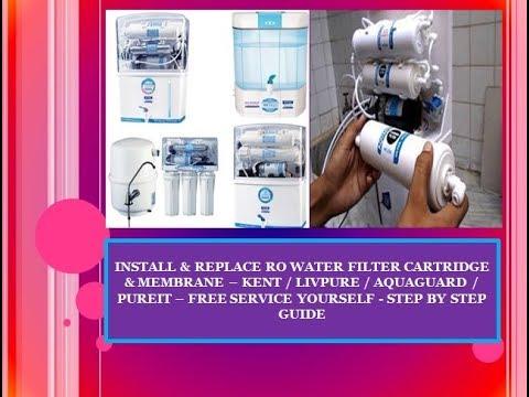 Water Filter Installation Service in Princeton