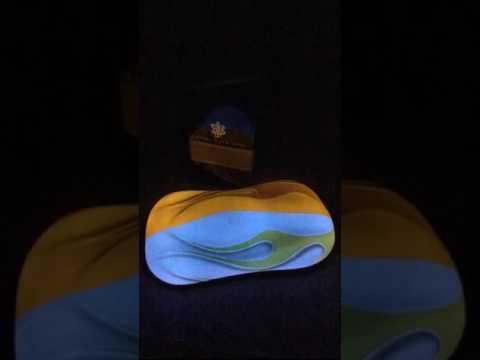 EL paint kit electroluminescent coating