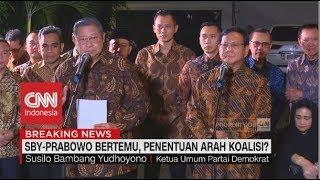 Download Video Ini Tiga Pembahasan Utama Pertemuan Prabowo-SBY MP3 3GP MP4