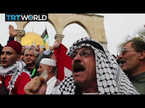 Future of Jerusalem: Palestinians killed in clashes with Israel