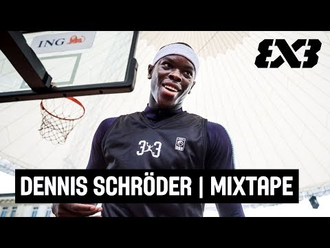 Dennis Schröder Hits The 3x3 Court! - Mixtape - ING 3x3 German Championship 2018