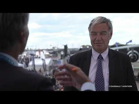 Dassault Aviation et lenvironnement - Salon du Bourget 2019 - Dassault Aviation