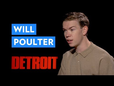 Detroit Actor Will Poulter Embraces Mythology To Portray OnScreen Racist