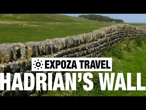 Hadrian's Wall Vacation Travel Video Guide