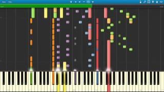 Thomas J. Bergersen - Sonera (Enhanced Synthesia Piano Version) [SHEETS & MIDI]