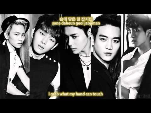 SHINee (샤이니) Evil Eng Sub+Han/Rom
