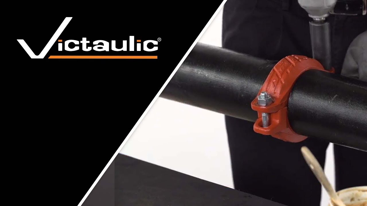Victaulic Style L07 Zero-Flex™ Rigid Coupling Installation Instructions