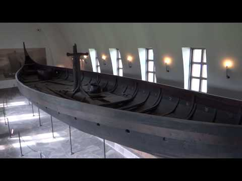 Oslo, Norway - Viking Ship Museum HD (2013)