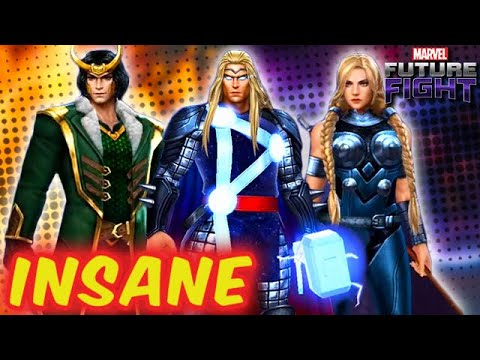 HERALD THOR UPDATE APK FIRST LOOK!! NEW REWARDS & MORE - Marvel Future Fight