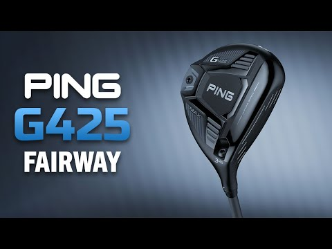 PING G425 Fairway Woods (FEATURES)