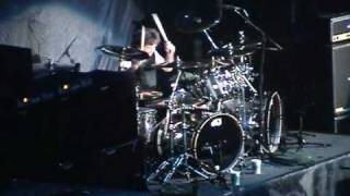 Dio - Stand Up And Shout with Drum Solo (DCU Center Worcester MA 7-21-03)