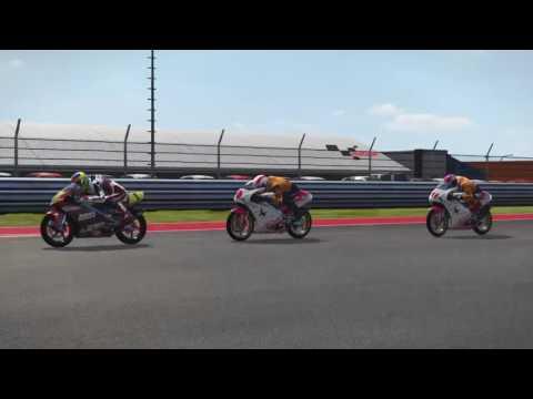 Valentino Rossi The Game 99' 125cc オースティン GunBoy