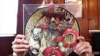 "SKELETONWITCH - ""Serpents Unleashed"" Picture Disc Debut"