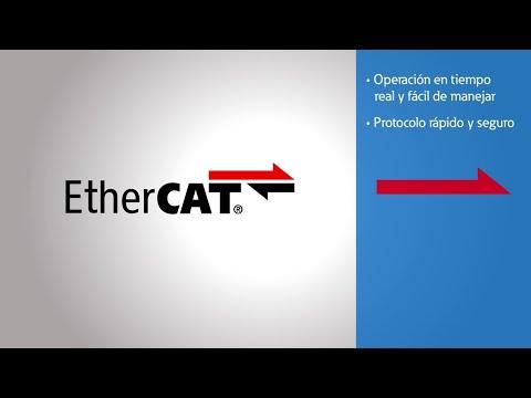 Soluciones de sistema basadas en EtherCAT